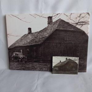 Vanade piltide restaureerimine