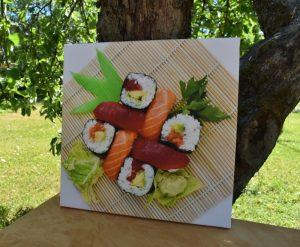 "Lõuend ""Sushi"""