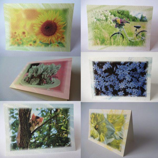 postkaart, postkaardid, kutse
